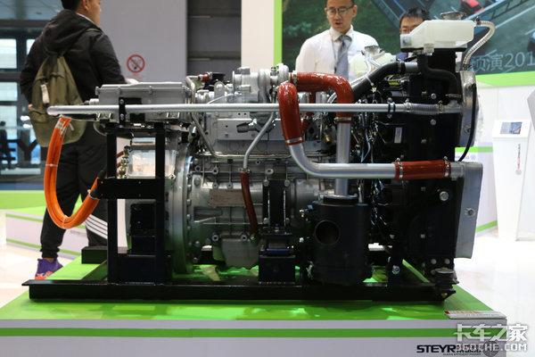 """柴油增程器为什么是""""降本神器""""?"""