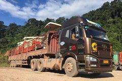 路政罚款只要8块钱 探访老挝的中国司机