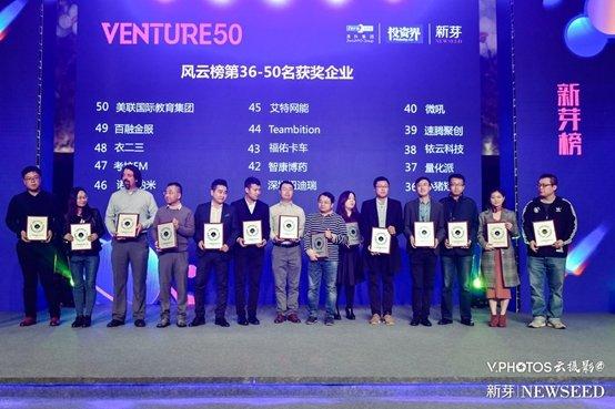 福佑卡车入选2017最具投资价值企业50强