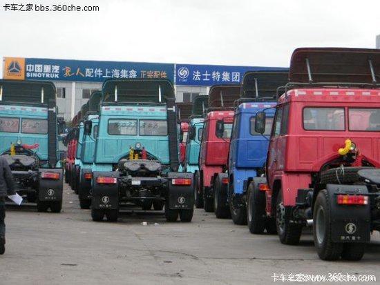6月卡车销量环比降7%
