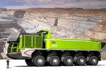 矿山自卸也要节能减排 ETF概念自卸车