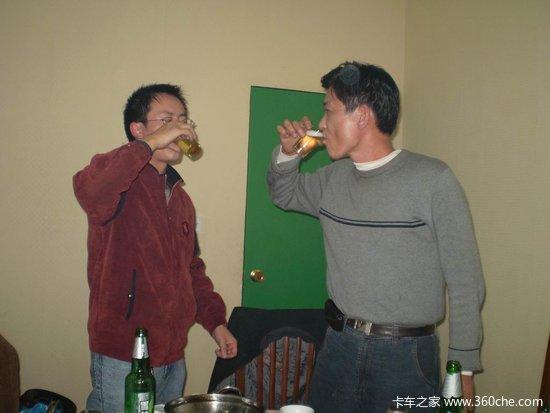 商用车圈'酒文化'盛行
