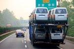 轿运车治理情况通报 这6类违规还将严打