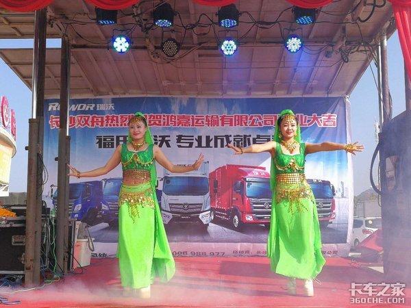 交车30台长沙双舟交车仪式成功举办