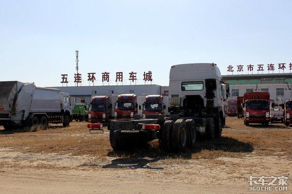 环保严查:北京周边轻卡销量小幅下滑