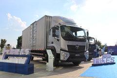 梦想卡车榜单出炉 福田瑞沃ES5最受欢迎