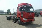自重8.4吨 解放8×4载货车用后气囊悬挂