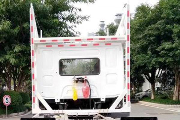 全新长头卡车再曝光!乘龙T5已经上公告