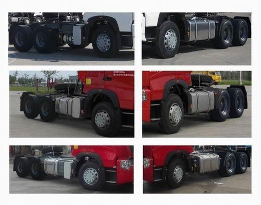 豪沃和汕德卡大单胎牵引车新公告曝光