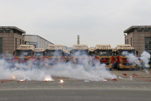 打造中国商用车性价比最高重型卡车底盘