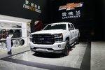 美式全尺寸V8领衔 2017广州车展皮卡盘点