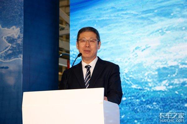 新高度新时代解放新能源基地青岛投产