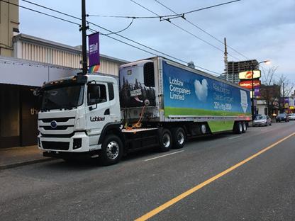 加拿大安大略省长竟然在比亚迪开卡车