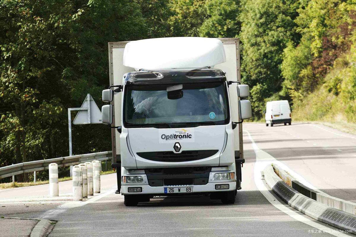 雷诺卡车参展2010年汉诺威国际商用车展