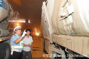天津打响大货车整治战