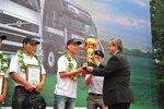 2010沃尔沃卡车全国节油大赛在京闭幕