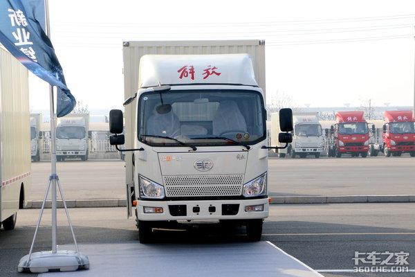 解放仍领航专访新能源品系经理王玉海