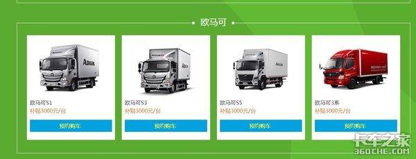 解决痛点问题福田助力北京老旧货车淘汰
