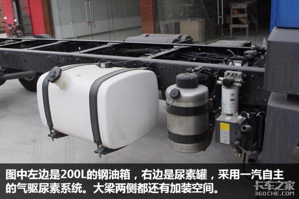 12万买解放6.8米货车龙V也有超值版了