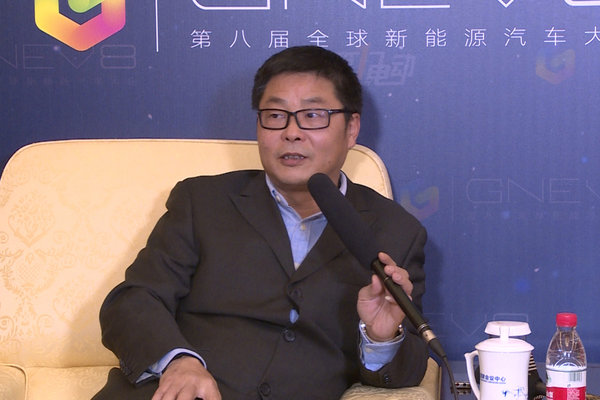 云度刘心文: 中国电动车行业良续发展