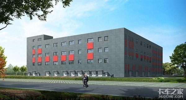 中汽中心武汉基地的新能源检测中心开工