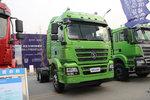440马力自重8.9吨 轩德X3LNG牵引车图解