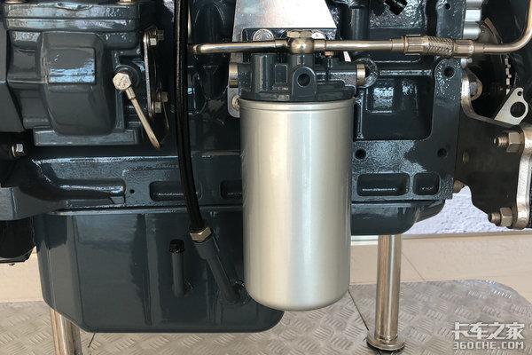 匹配解放J6大柴4DH主打轻中卡高端动力