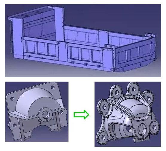 福田瑞沃ES5自卸车提高运营收益更轻松