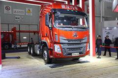 车展实测7.5吨 轻量化卡车温暖运输寒冬