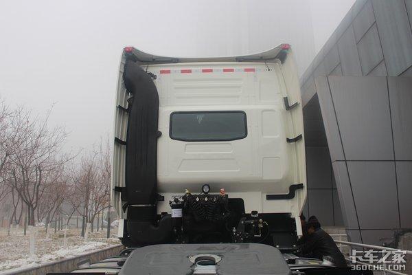 大单胎配橡胶悬架新款轻量化T7H亮点多