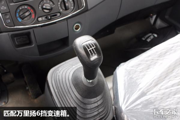 东风洒水车实拍福瑞卡F11底盘+9方罐体