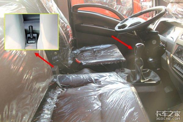 轻卡司机的福音单排车型也能创造卧铺