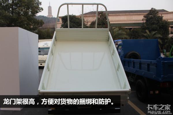 双排小卡也玩自卸!缔途动力丰富车型多