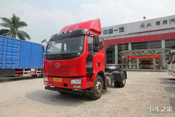 你只想到6米8?解放J6L还有这些卡车呢!