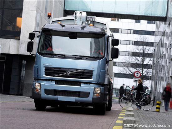 沃尔沃卡车入驻汉诺威