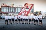 东风队参加2017-18沃尔沃环球帆船赛