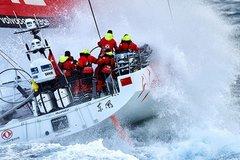 帆船赛东风汽车公司借力加速海外布局