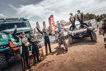 依维柯在非洲环保拉力赛卡车组所向披靡