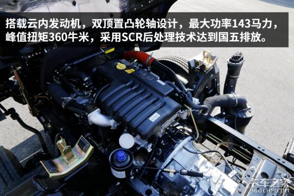 143大马力蓝牌轻卡福田新车时代M3实拍