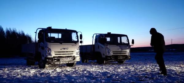 新发动机江铃凯锐800HP将亮相北京车展