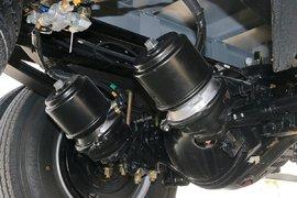 东莞实拍庆铃新车 气刹版宽体KV600来了