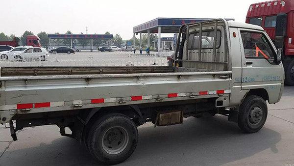 物流运输'数风流卡车'还看福田时代M3