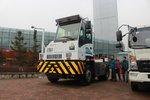 搭载氢燃料电池 中国重汽HOVA港拖详解