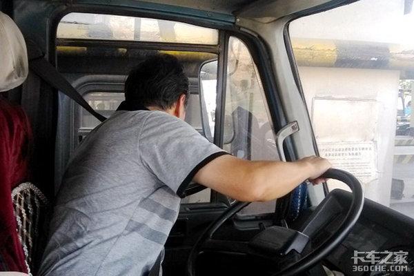 要做卡车司机不简单这些标准你符合吗?