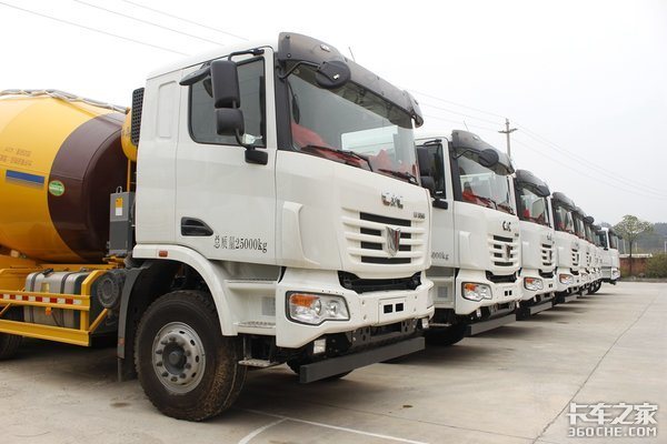 集瑞鑫扎根惠州斩获50台联合卡车订单