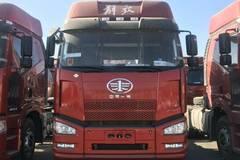 高速物流新锐 解放J6P牵引车进入市场