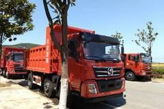 年底回馈 川交三桥自卸车仅售16.38万元