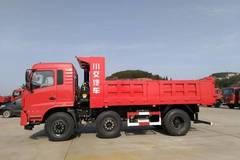 让利促销 十堰川交自卸车现售17.98万元
