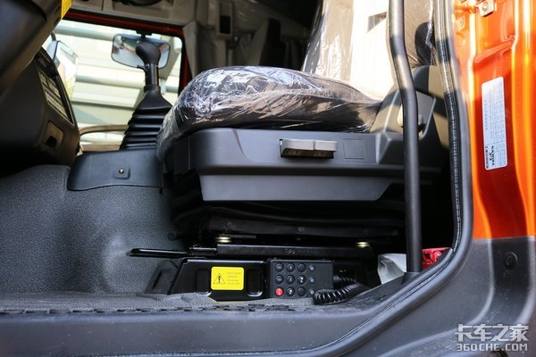 550马力+智能系统这台联合卡车不一样