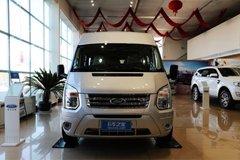 新车促销 新世代全顺封闭货车售16.75万